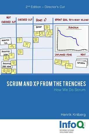 scrum and XP from the trenches-Henrik Kniberg