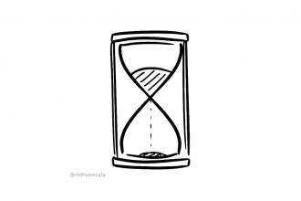 hourglass-estimation