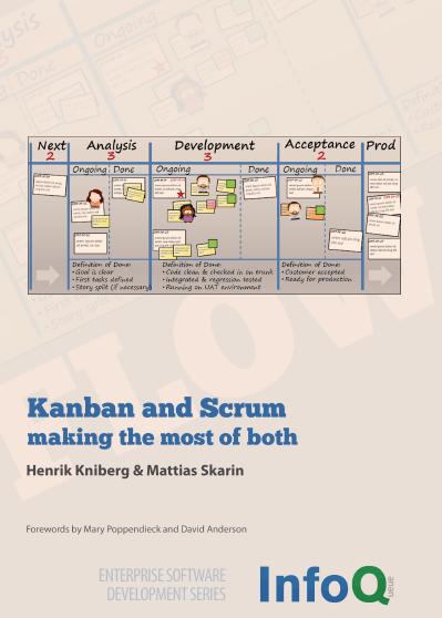 kanban and scrum-Henrik Kniberg