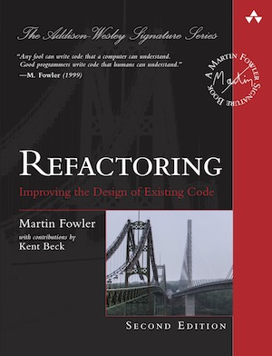 Refactoring-Martin Fowler