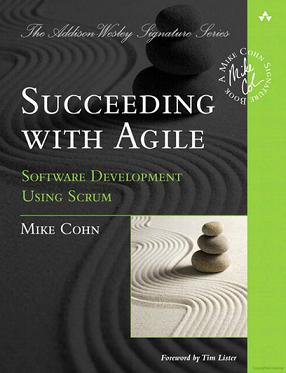 succeeding with agile-Mike Cohn